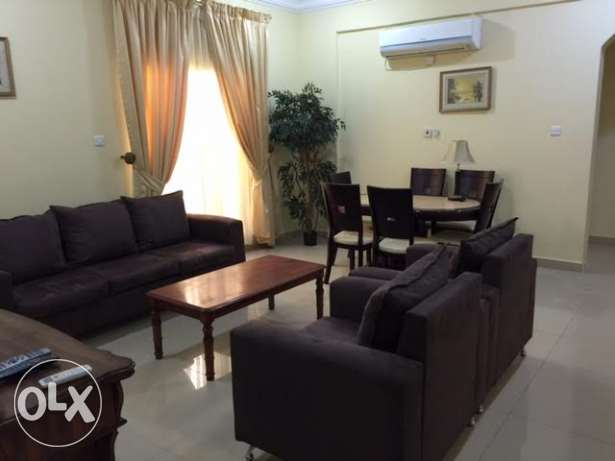 3 BR FF Apartment in alsaad behind doha clinic