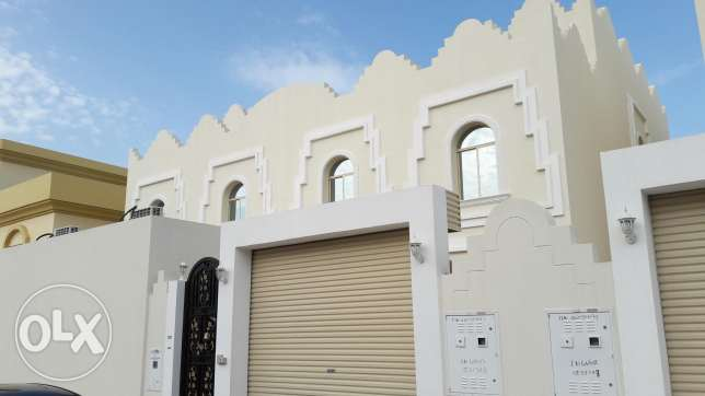 2bhk available Al thumama behind kahrama brand new Building