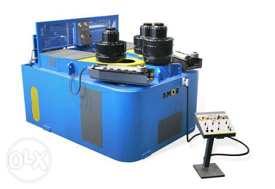 Heavy Duty Section Bending Machine ميناء دوحة -  1