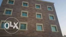 Bachelors or families allowed flat at 6500 QR include all services