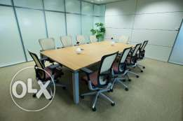 Excellent offices for rent in the heart of Doha