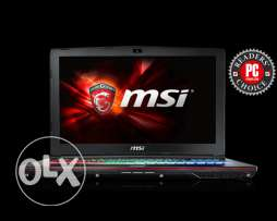Best Gaming Laptop - MSI GE62 6QF / GTX 970M