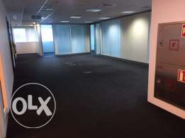 3 Rooms 139 Sqm Partitioned Office at B Ring Road