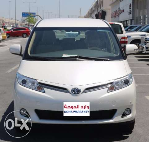 Toyota Previa - 7 Seats Model 2016
