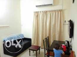 1 BHK fully furnished QR 3300 only