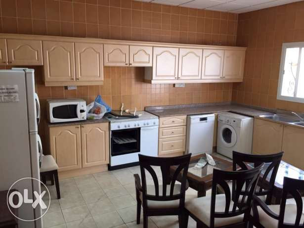 F/F compound Villa Rent at Old airport 4 Family
