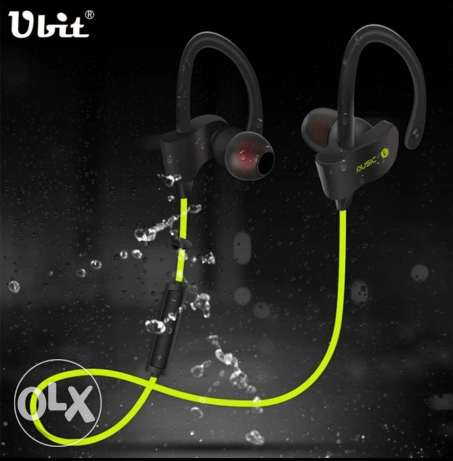Ubit 56S Sports Wireless Bluetooth Earphone Stereo Earbudswith