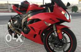 Kawasaki zx6r perfect condition