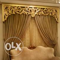 ورشات تنجيد وتفصيلSofa,Curtain Carpet