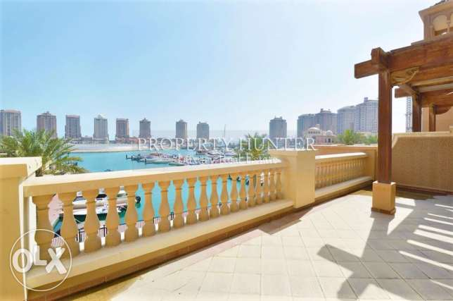 One of the Best 3+Maid home with Marina views