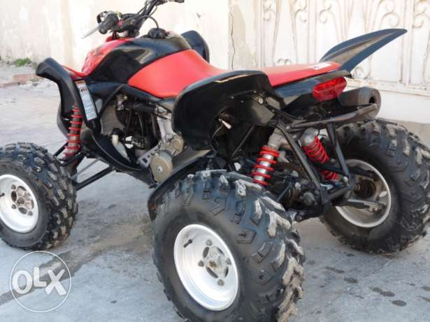 Desert Quad Bike 700cc