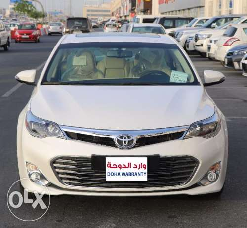 Brand new Toyota Avalon Limited Model 2015