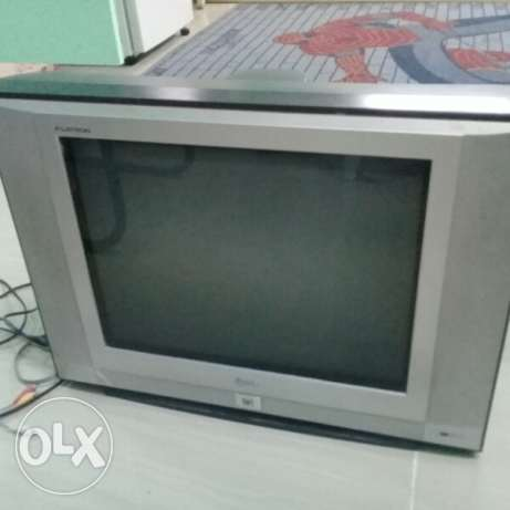 lg flatron tv 21 inches for sale