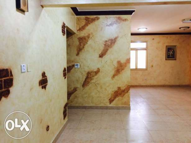 for family nice un furnished 2 bhk apartment in al sadd
