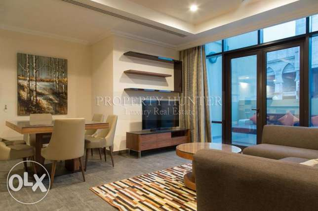 Superb Living 1 Bedroom Penthouse