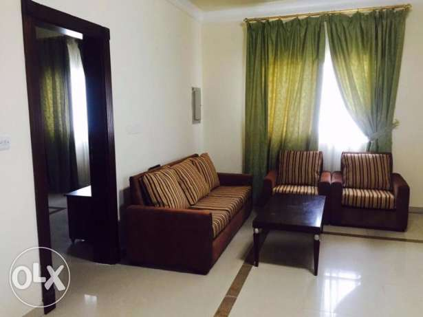 FF 1 BR Apartment in old alghanem with bills5500