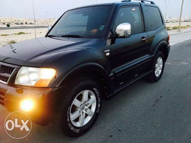 Full option Pajero (Golden edition) for Sale / Swap