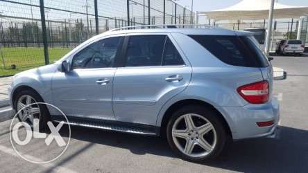 Mercedes ML350, AMG sports body styling, Lady driven 2009 النعيجة -  2