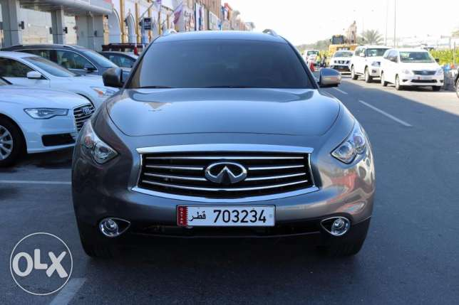 Infiniti Luxury QX70 2016 Full Option