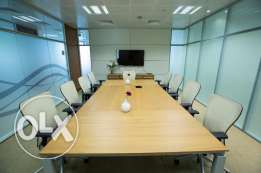 Furnished Offices For Lowest Rent Ready to Move in