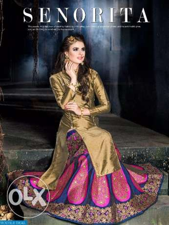 Senorita-Wholesale-Silk-Readymade-Western-Suits