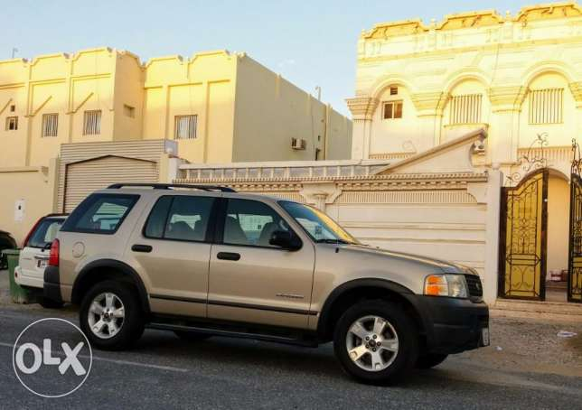 2004 Ford Explorer with low mileage for sale