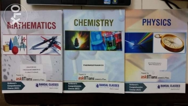 Joint Entrance Examination Preparation Books by Bansal Classes, Kota