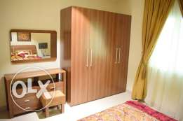 2 bhk fully furnished apartments