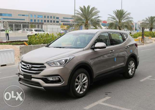 New Hyundai - Santafe Model 2017