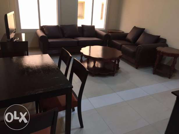 AVAILABLE --- Stylish 3 bhk/02bhk FF flat Al Sadd