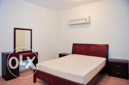 {Fully-Furnished} 1-Bedroom Flat in {Bin Mahmoud }