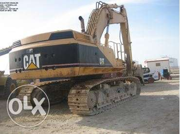 Used Excavator CAT 375 L in Good Condition