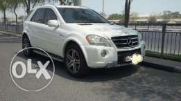 Mercedes ML63 AMG model 2009, full options