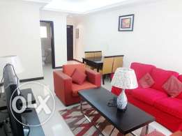 3BR, Fully Furnished Flat in Al Nasr - Near Opera [1-MOnth Free]