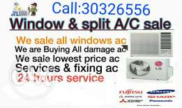 A/C Sell, services & fixing repair A/C Buy...