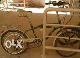 Bicycle with speed gear دراجة سرعات