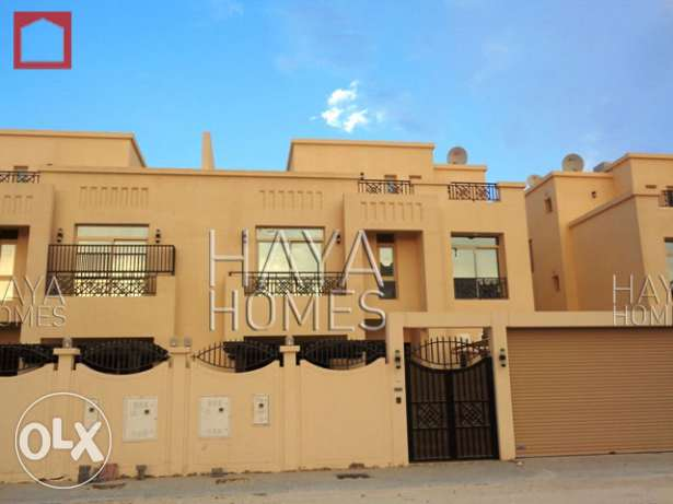 VERY HIGH QUALITY stand alone villas in ABU HAMOUR for 17K أبو هامور -  1