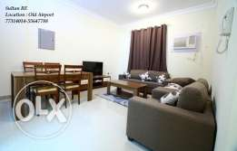 fully furnished 2 &3 bedrooms flats