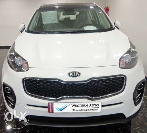 New Kia Sportage 2.0 LX 2017 Model