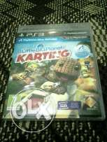 Ps3 cd the karting with voucher for sale no call only chat