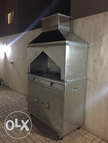 Garden barbecue أم صلال -  2