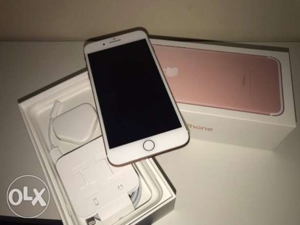 ::iPhone 7 Plus 256gb unlocked القطيفة -  2
