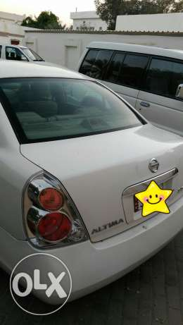 Nissan Altima very good