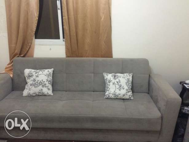 1 BHK apprtment for rent for 5445 at Musherieb area Doha المشيرب -  1