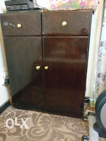 Pure wooden cupboard
