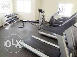 Luxury FF 2&3 BR Flats in AL Nasr,Gym,Pool + 1-FREE MONTH