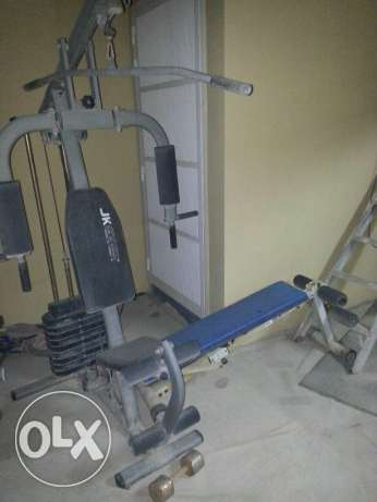 Gym machine selling