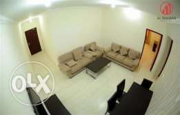 Furnished 2-bedroom apartments