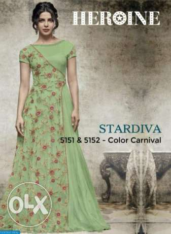 heroine-Stardiva-5151-n-5152-colour-Wholesale-party-wear-Salwar-kameez