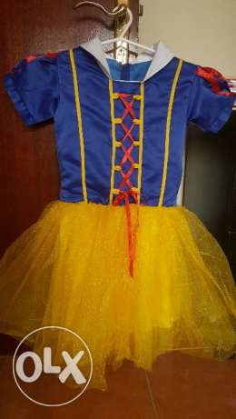 Party dress (Snow white)